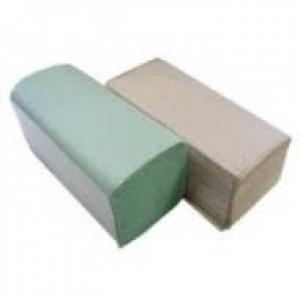 Бум. полот.(V) зеленое/серое 160шт(широкое)